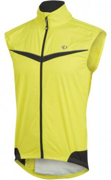 Pearl Izumi - Men's Elite Barrier Vest Yellow/Black
