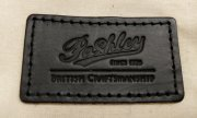 Pashley - Leather Frame Guard inc Dust Bag - Black