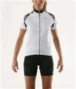 Giordana - A545 Donna Silverline S/S Jersey White