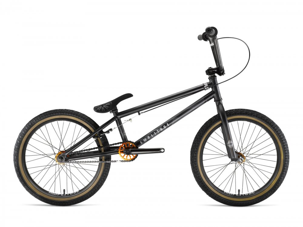 Saracen - 2014 Amplitude Frequency Black - Click Image to Close