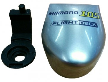 Shimano - ST-5500-C 105 Flight Deck Right Hand Nameplate