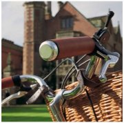 Pashley - Leather grips