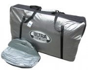 Ultra Sport Bike Bag Silver/Black