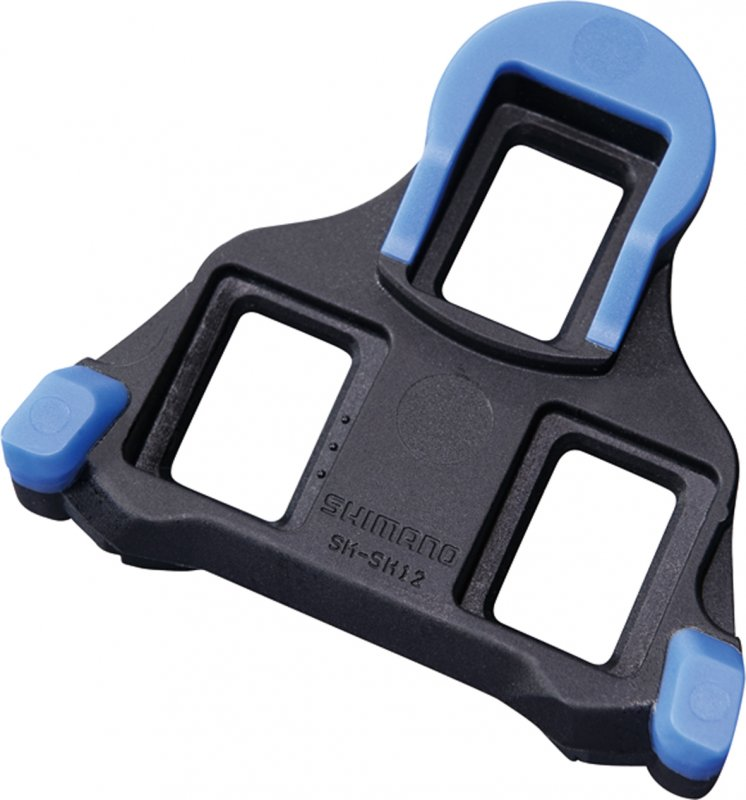 Shimano - SH12 SPD-SL Cleats Centre Pivot Floating - Click Image to Close