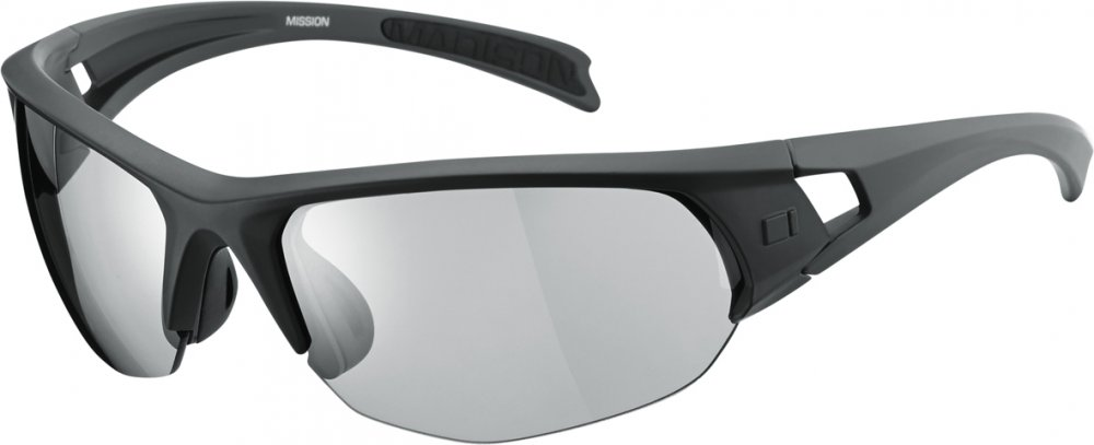 Madison - Mission Glasses Matt Grey - Click Image to Close
