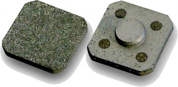 Fibrax - Disc Brake Pads for Formula Hydraulic Caliper