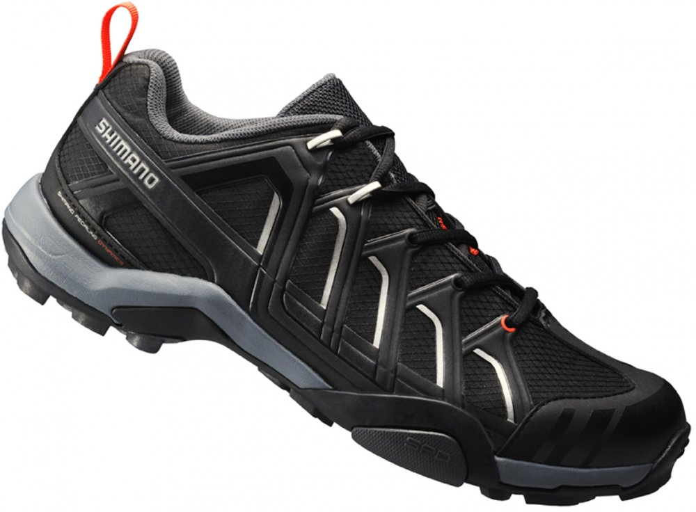 Shimano - SH-MT34 SPD Shoes Black - Click Image to Close