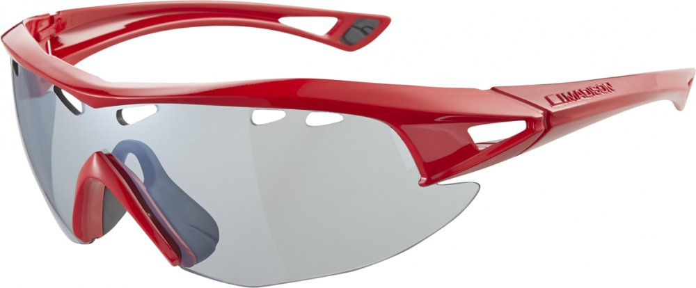 Madison - Recon Gloss Red Glasses - Click Image to Close