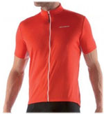 Giordana - A791 Fusion Solid S/S Jersey Red
