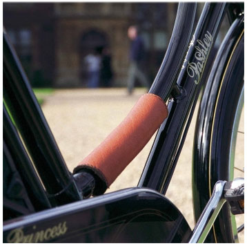 Pashley - Leather frame protector
